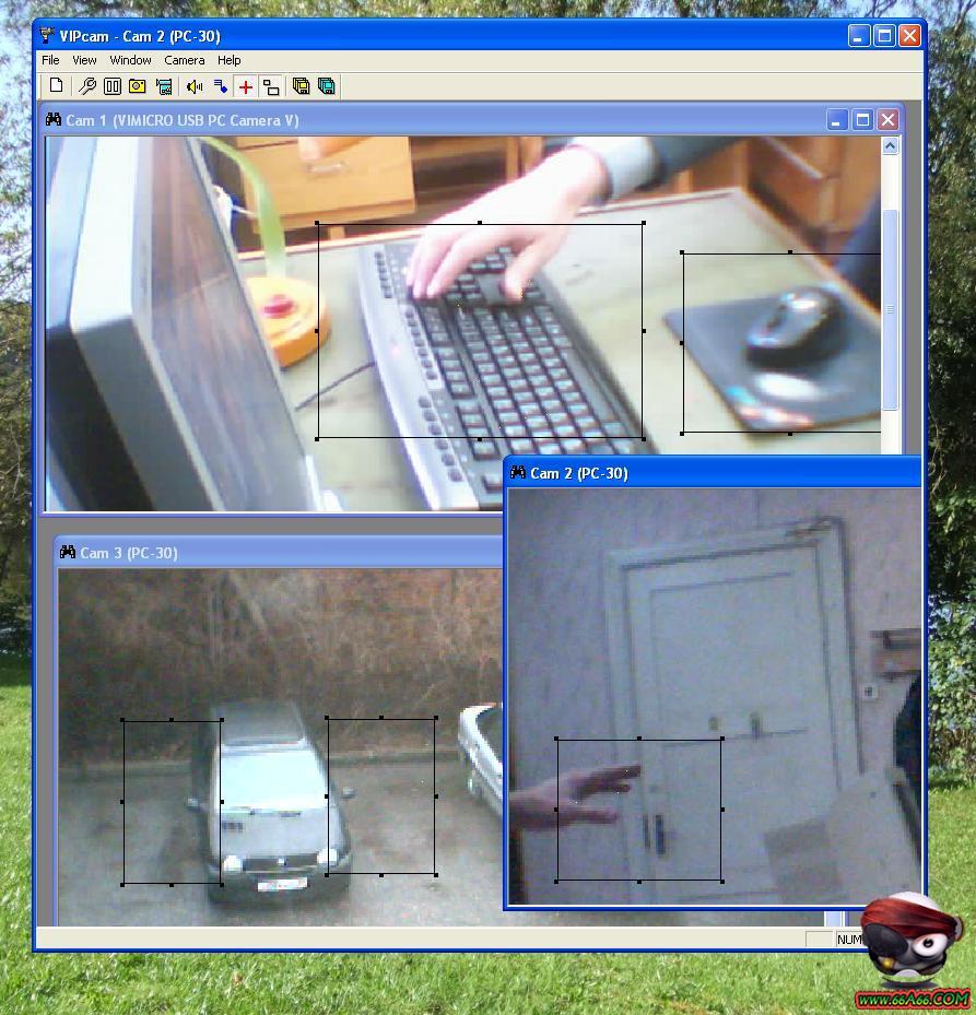 برنامج VIPcam برنامج محادثة الكاميرا