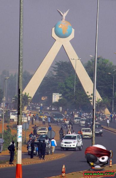 العاصمة باماكو