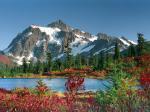 صورة جبال الثلج